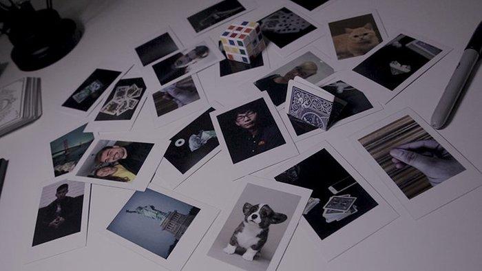 【天天魔法】【1831】照片計劃~~Project Polaroid by Julio Montoro