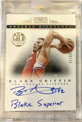 純分享 BLAKE GRIFFIN /49 #LOB CITY