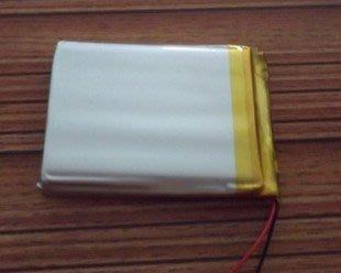 114469 3.7v 3600mah 電池 各種mp3 mp4 平板電腦 電池 181935