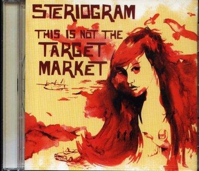 八八 - Steriogram - This Is Not The Target Market - NEW
