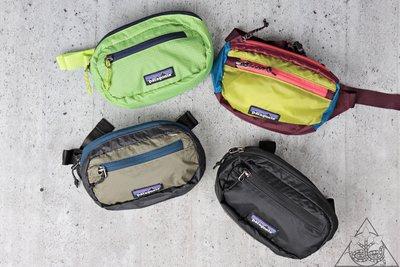 【HYDRA】Patagonia Fanny Pack Bag 收納 小包 防潑水 腰包【PTGNA05】