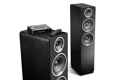 【興如】Wharfedale Diamond A2 主動式無線藍芽喇叭 現貨展示 可試聽 來店保證超優惠