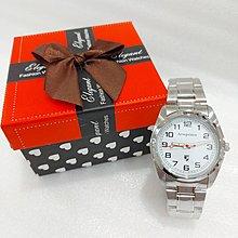 經典不敗~ Arseprince不鏽鋼手錶/簡約三針/中性款式男女適用/特價