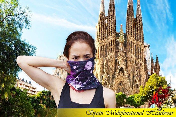 魔術頭巾的創始者,西班牙多功能頭巾,雜誌評比第一名,最吸濕排汗,彈性最好,彈性永不衰退,長度最長BMW魔術頭巾原廠代工廠