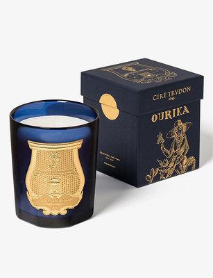 限量 Cire Trudon 法國香氛蠟燭 Ourika 摩洛哥鳶尾花 鳶尾花 270g