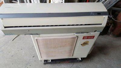 日立3噸變頻1對1冷暖含基本安裝30000