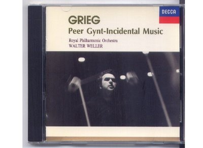 Grieg 葛利格 Peer Gynt : Incidental Music 皮爾金-劇樂