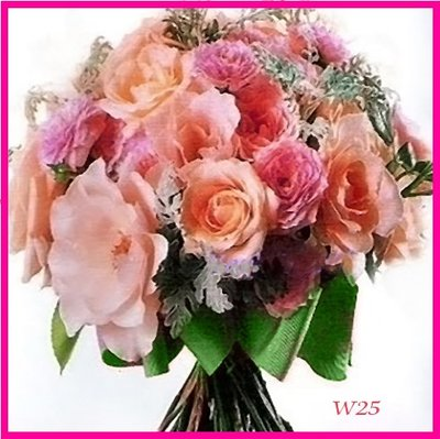 W25鮮玫瑰花球襟花婚禮婚宴花束長輩兄弟姐妹襟花花車蝴蝶