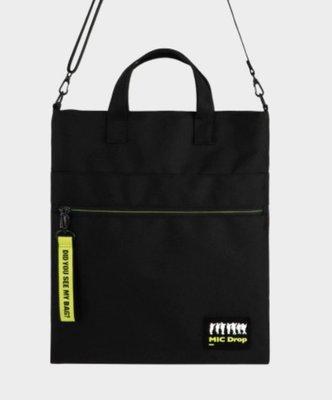 【預購】【韓國代購】 防彈少年團 BTS MIC DROP x ICONS 聯名系列帆布托特包