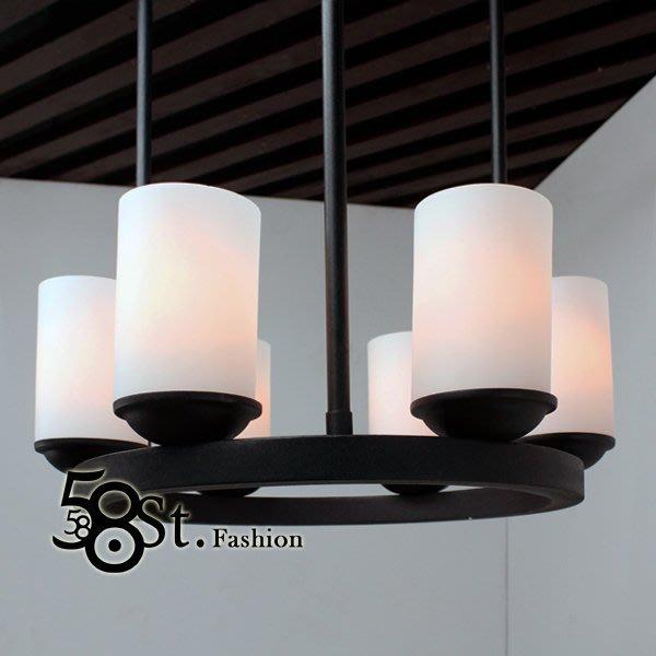 【58街】英國設計師款式「後現代古堡伯爵吊燈」美術燈。複刻版。GH-452