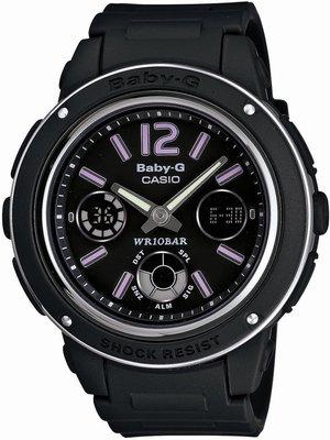 日本正版 CASIO 卡西歐 Baby-G BGA-150-1BJF 女錶 女用 手錶 日本代購
