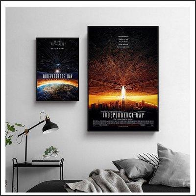 日本製畫布 電影海報 ID4 星際終結者 掛畫 無框畫 @Movie PoP 賣場多款海報~