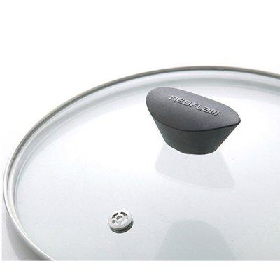 [現貨] 韓國直進 大廠Neoflam  金屬框 鍋蓋 24cm 26cm  非Fika 但適用旗下所有鍋系列