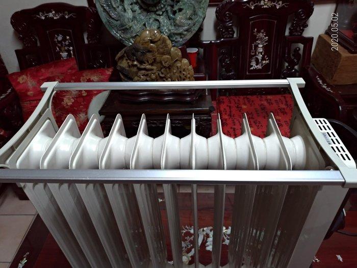 北方葉片式恆溫電暖爐(11葉片) NA-11ZL 德國高品質原裝進口/4800元自取價/無法寄送/如加購其它物件滿12000元全省到府免運費