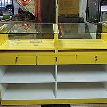 《全一》可調式平台刮刮樂櫃 台灣彩卷櫃台 各式櫃台 威力彩 大樂透 運彩 刮刮樂 吧檯 玻璃櫃 珠寶櫃  (可調式平台)