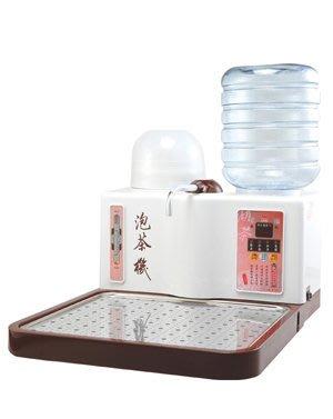 【免運費】晶工牌 泡茶機4.6L+5.8L加水桶 JD-9701