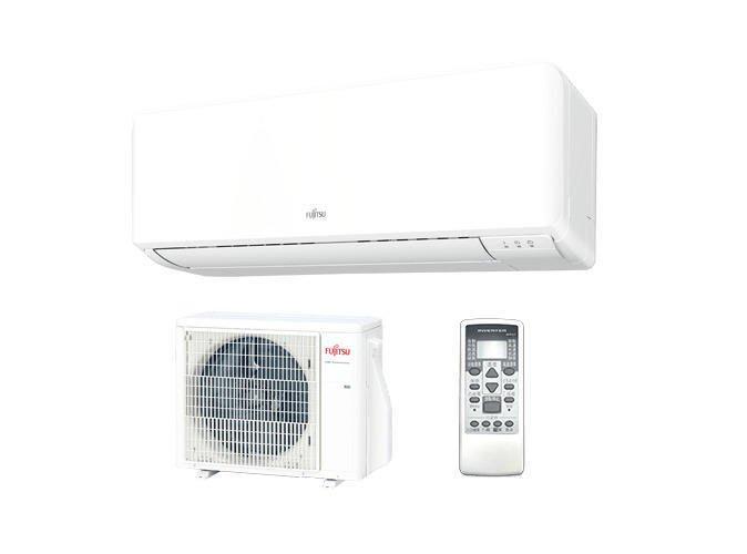 FUJITSU 富士通7-8坪 1級能耗 R32 原廠保固 高級變頻冷暖氣ASCG040KGTA/AOCG040KGTA