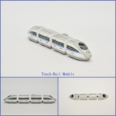 TRAIL 鐵支路 Q版 迴力小列車 CRH380和諧號 QV066T1