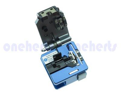 FK-1光纖切割刀 光纖切割台 光纖連接工具 光纖工具 FTTH 網路 保固一年 台灣滑軌 割角度0.3度內