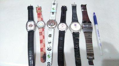共6個二手錶廉售