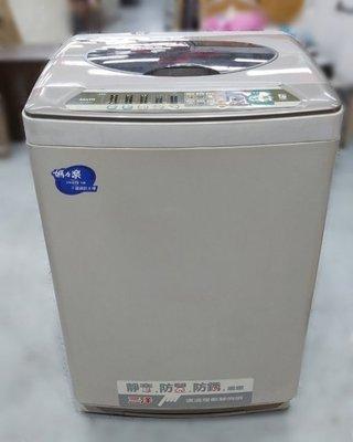台中二手家具買賣 推薦 樂居(北)中古傢俱館 AM112403 * 三洋洗衣機10KG * 二手中古洗衣機 烘乾機 冰箱