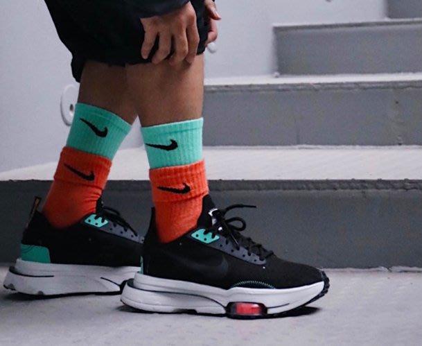 Nike Air Zoom Type N.354 黑白解構麂皮厚