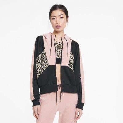 【吉米.tw】Puma x Charlotte Olympia TFS 豹紋 連帽外套 59675990 MAY