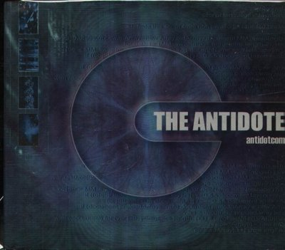 八八 - THE ANTIDOTE - antidotcom - 日版