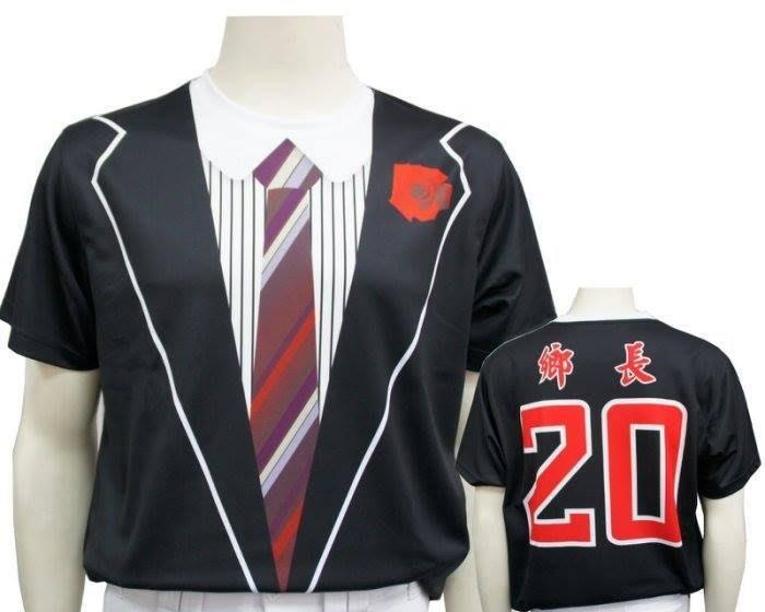 《星野球》熱昇華排汗衣訂製,西裝領帶排汗衣,棒壘球 馬拉松 路跑 健身房各式運動,可加背號 個人名字