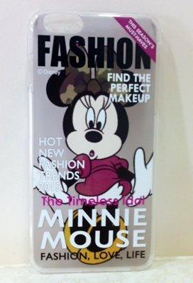 《東京家族》迪士尼 米妮  半透明i phone6 plus 手機軟殼