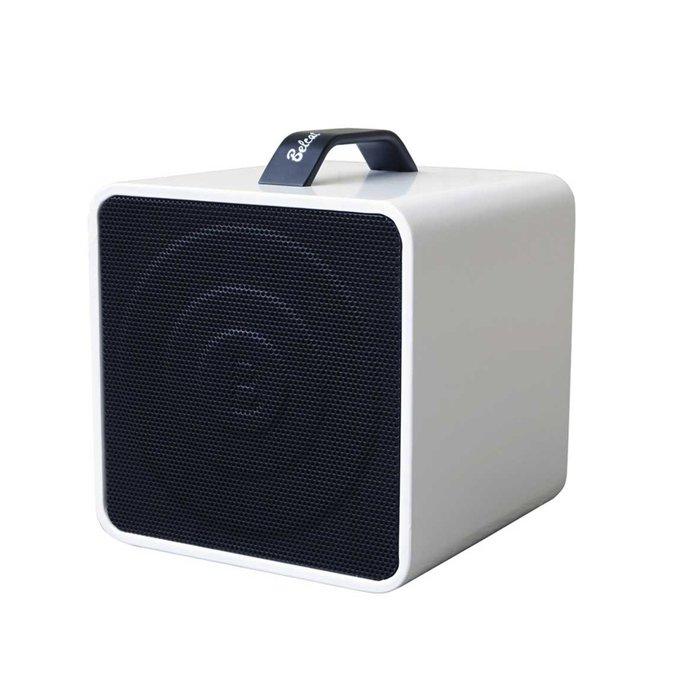 Belcat Busker Box 多功能 藍芽 行動 充電 木吉他音箱 白色 黑色 街頭藝人 首選 - 【黃石樂器】