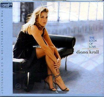 【XRCD】愛的容顏 The Look of Love / 戴安娜克瑞兒 Diana Krall --9830184