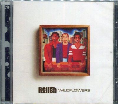 【嘟嘟音樂2】佐料樂團 Relish - 野花叢 Wildflowers  (全新未拆封)