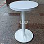 #9- 75【元大家具行】全新白色工業風餐桌 加...