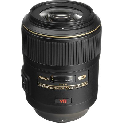【高雄四海】Nikon AF-S 105mm F2.8G Micro N VR全新平輸.一年保固.微距鏡皇 F2.8 G