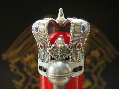 現貨Montegrappa Queen 皇后合唱團 歌劇之夜 純銀版 18K 限量鋼筆