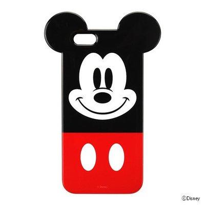 尼德斯Nydus~* 日本正版 迪士尼 米奇 Mickey TPU軟殼 手機殼 經典款 iPhone6 4.7吋