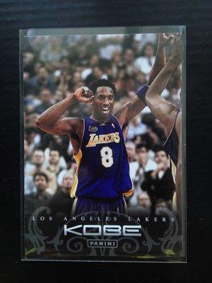 Kobe Bryant - 普卡#50 - 2012 Panini Anthology