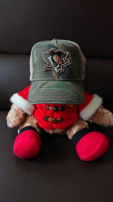 New Era NHL 懷舊迷彩網帽