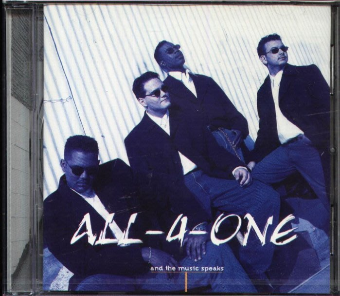 八八 - All-4-One - And the Music Speaks