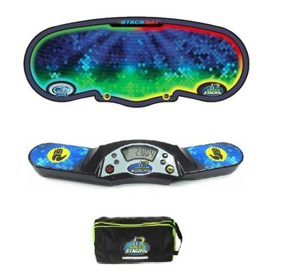 Speed Stacks G4 第4代 比賽專用 計時器 8號墊 星空 收納袋 三件套裝 速疊杯 飛疊杯 競技疊杯