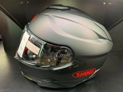 瀧澤部品 日本 SHOEI GT-AIR II 2 全罩安全帽 TC-1 REDUX 黑紅 彩繪 加長內墨片 通風透氣