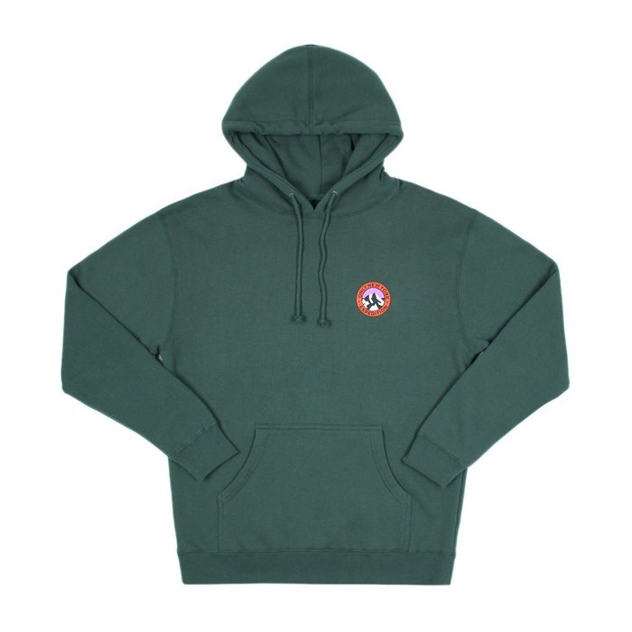 { POISON } ONLY NY EXPEDITION HOODY 遠征探險幾何山景設計帽TEE 美國製