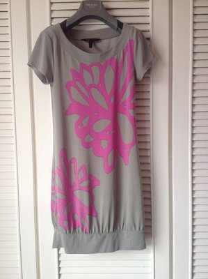 BCBG 印花洋裝