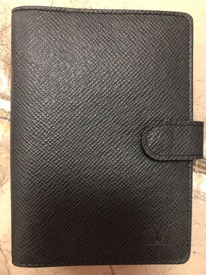 LV notepad and refills