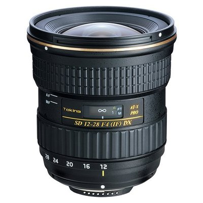 Tokina AT-X 12-28mm F4 PRO DX IF V F/4 數位單眼鏡頭 For Canon WW