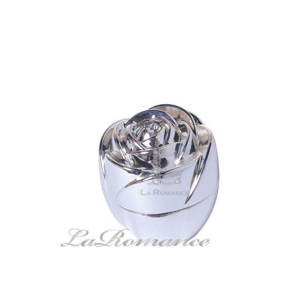 【芮洛蔓 La Romance】奢華鍍銀玫瑰戒指座 / 求婚 / 婚禮 / 浪漫