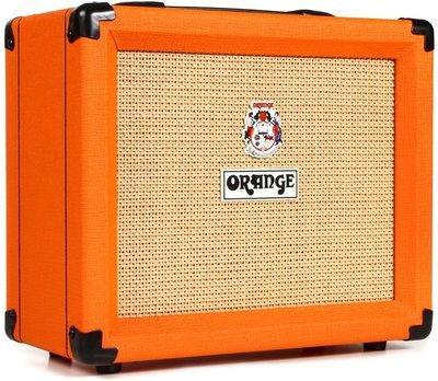 立昇樂器 英國 ORANGE Crush 20RT ORANGE 電吉他音箱 內建 Reverb 20 RT