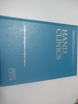 欣欣小棧    骨科原文雜誌*Hand Clinics 2000  august(A2-3櫃)