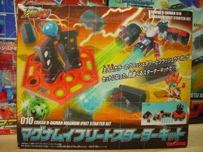 日本TAKARA S.W.S 槍型 彈珠人 010 轟烈 彈珠人 (彈珠超人 爆外傳 炸彈超人) 台北市